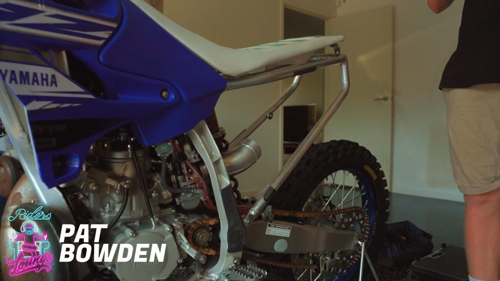 Pat Bowden Bike Modifications